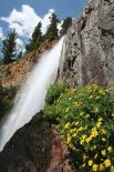 Sequoia & Kings Canyon : Waterfall