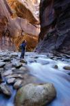 Zion : Narrows Canyoneering