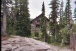Glacier : Sperry Chalet at Glacier National Park