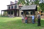 Friendship Hill : Visitors at Friendship Hill National Historic Site