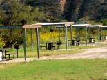 Bottomless Lakes (NM) : Day Use Shelters