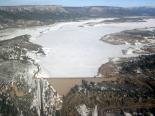 El Vado Lake (NM) : Aerial View