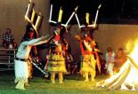 Living Desert Zoo & Gardens (NM) : Spirit Dancers