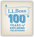 LL Bean 100 Years of Exploring the Outdoors