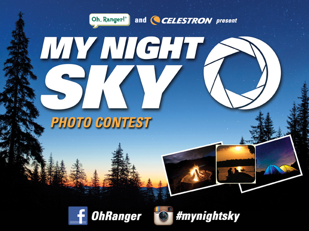 #MyNightSky Photo Contest
