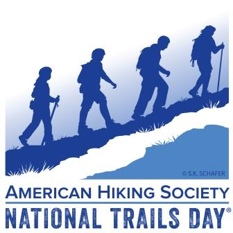 National Trails Day 2013 Logo