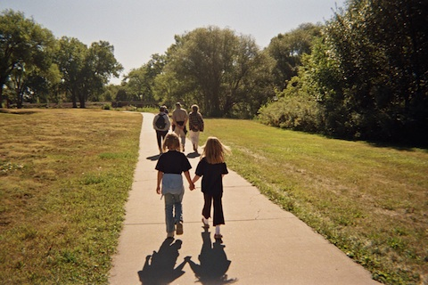 Image: Even children know why the wild places in America are important and worth protecting—here they participate in a walk in Rapid City, SD, in support of wilderness during the 40th anniversary celebration of the Wilderness Act. Source: Ralph Swain / USFS.