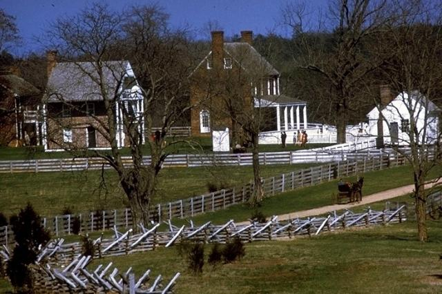 Appomattox Court House, 0056