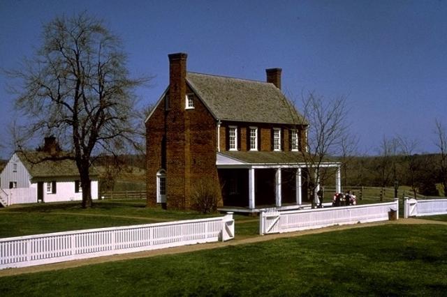 Appomattox Court House, 0569