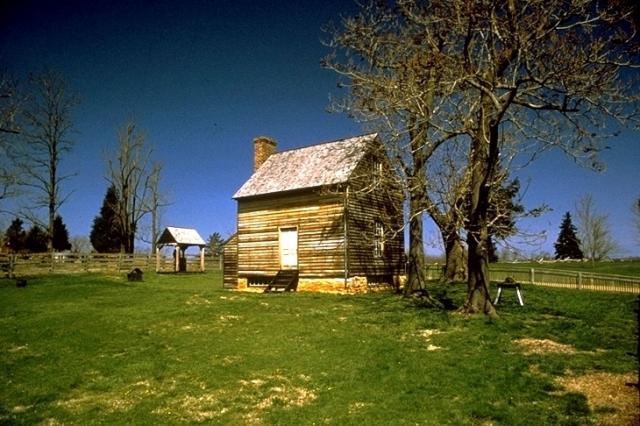 Appomattox Court House, 0575