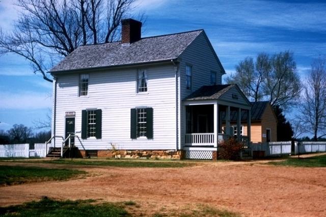 Appomattox Court House, 2605