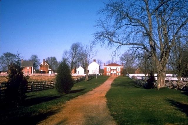Appomattox Court House, 2610