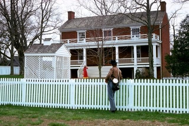Appomattox Court House, 2613