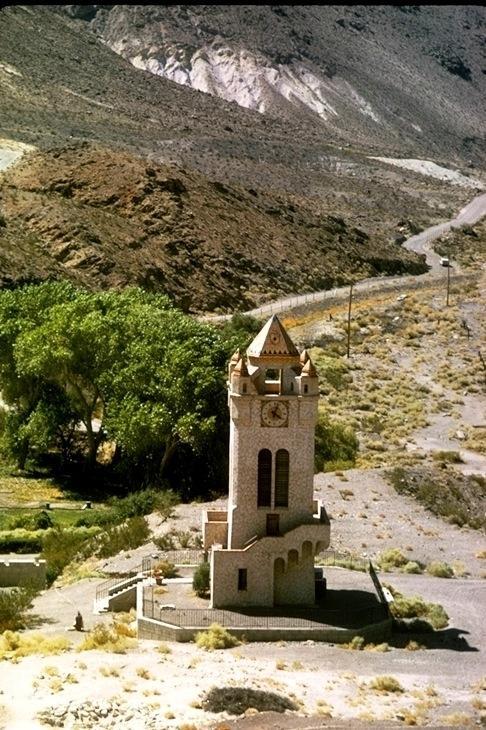 Death Valley, 1391
