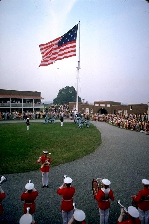 Fort McHenry, 3751