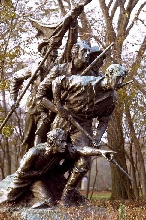 Gettysburg, 1694
