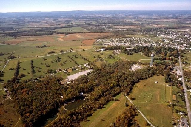 Gettysburg, 1698