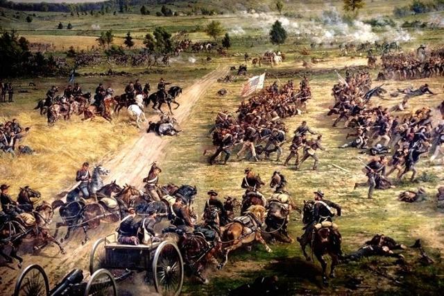 Gettysburg, 3418
