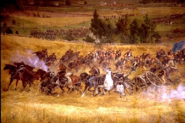 Gettysburg, 3421