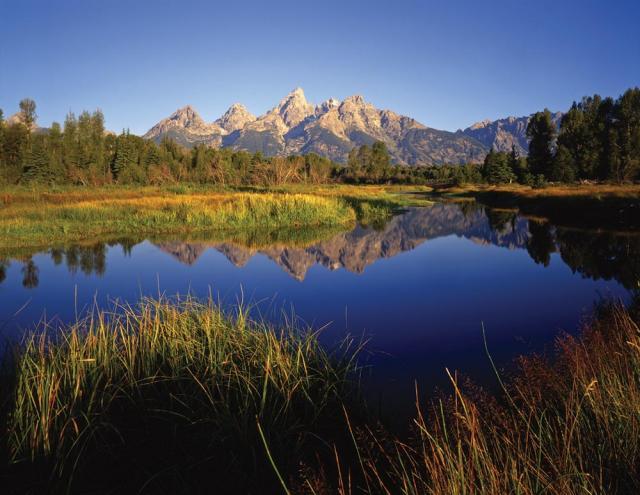Mountain Reflection 3