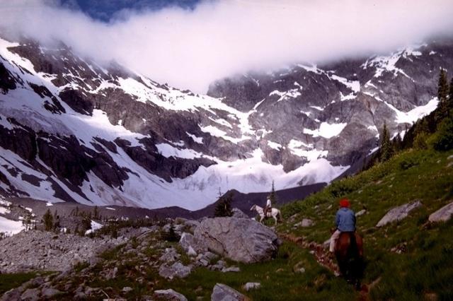 North Cascades, 2048