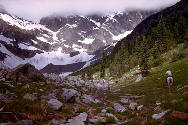 North Cascades, 2954
