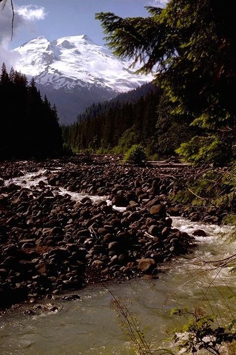 North Cascades, 3786
