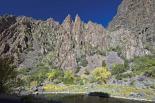 Black Canyon : Canyon Walls