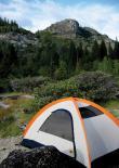 Yosemite : Tent Camping