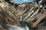 Yellowstone : Grand Canyon of Yellowstone