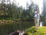 Yellowstone : Fishing Soda Creek