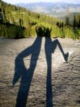 Yosemite : Dancing Shadows